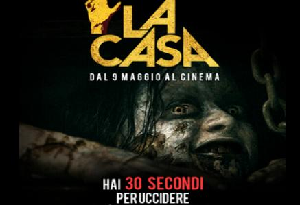 la casa remake dell horror di sam raimi e gioco On la casa sam raimi